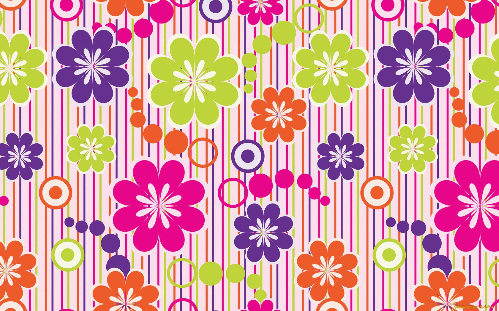 картинки полоски с цветочками снизите